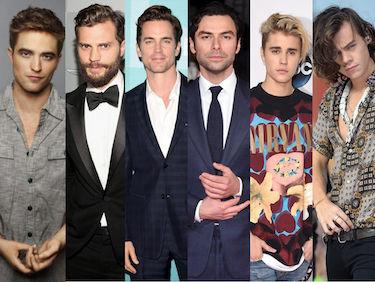 """Oto najseksowniejsi mężczyźni według brytyjskiego """"Glamour""""! (ZDJĘCIA)"""