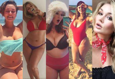 Poznajcie nową gwiazdę modelingu plus size! Podbije świat mody? (ZDJĘCIA)