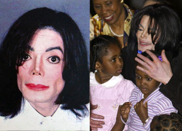 Michael Jackson sam był ofiarą molestowania?
