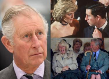 """Książę Karol nie chciał ślubu z Dianą? """"SZLOCHAŁ W NOC PRZED WESELEM"""""""
