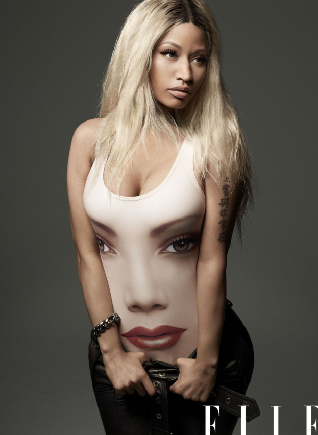 NATURALNA Nicki Minaj!