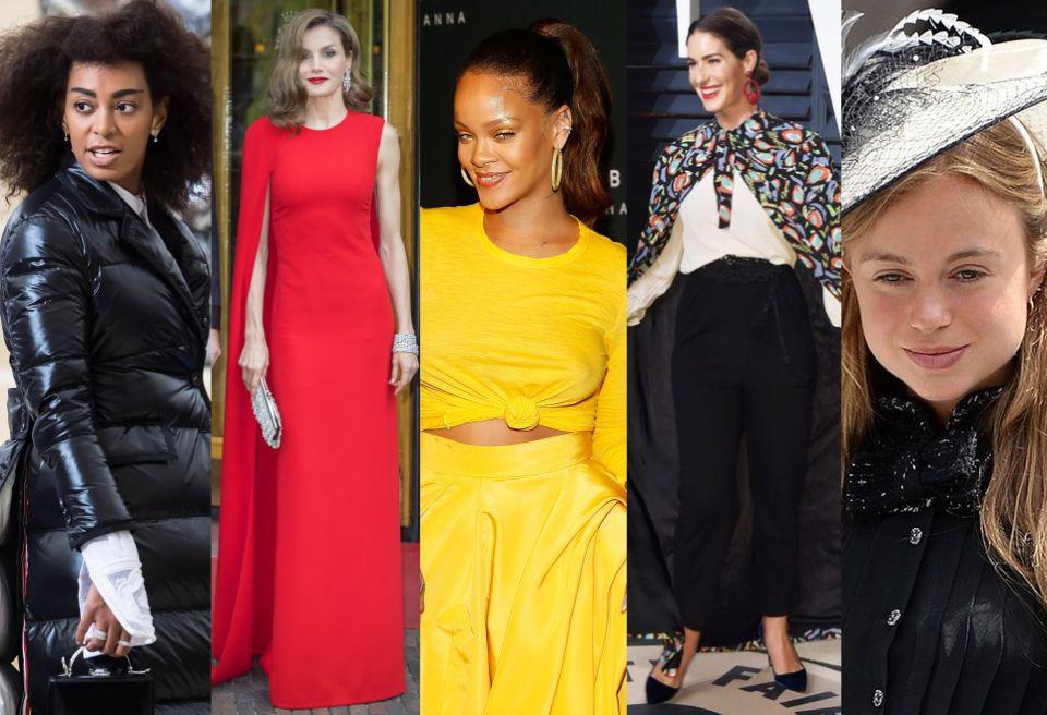 """Najlepiej ubrane kobiety 2017 według """"Vanity Fair"""""""