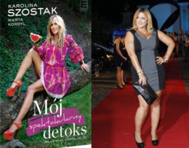 """Karolina Szostak """"napisała"""" kolejną książkę. """"Czas na SPEKTAKULARNY DETOKS"""""""