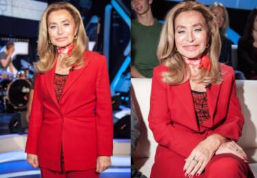 71-letnia Bogumiła Wander znów w telewizji! (ZDJĘCIA)