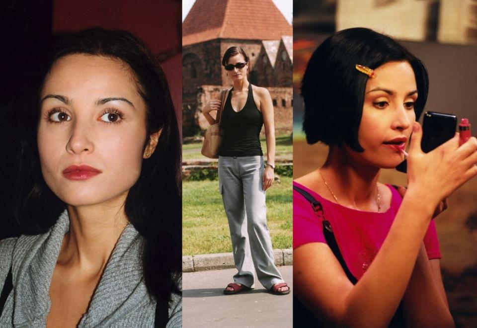 Tak Joanna Brodzik wyglądała na początku kariery w latach 90.