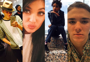 Najpopularniejsze MŁODE GWIAZDY Instagrama! (ZDJĘCIA)