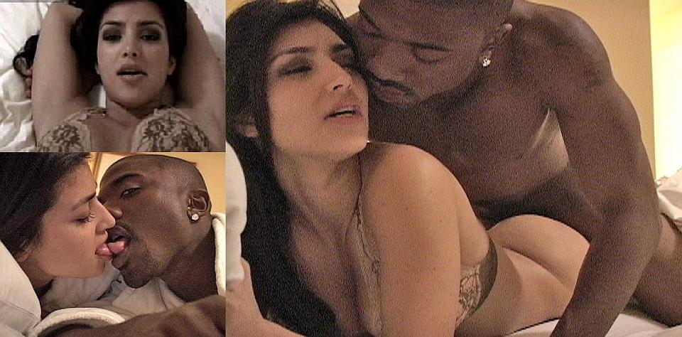Kim Kardashian In A Porno 16