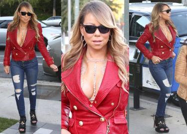 """46-letnia Mariah Carey: """"Nawet w zwykłe dni noszę bieliznę z luksusowego sex shopu"""""""