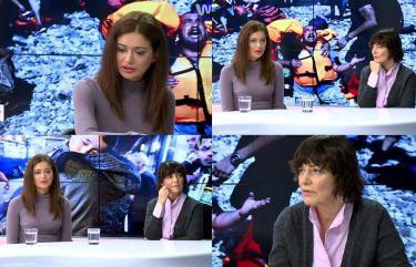 """Szczuka do Miriam: """"Gwałty są zjawiskiem powszechnym również w Polsce! Państwo nie musi wpuszczać imigrantów"""""""