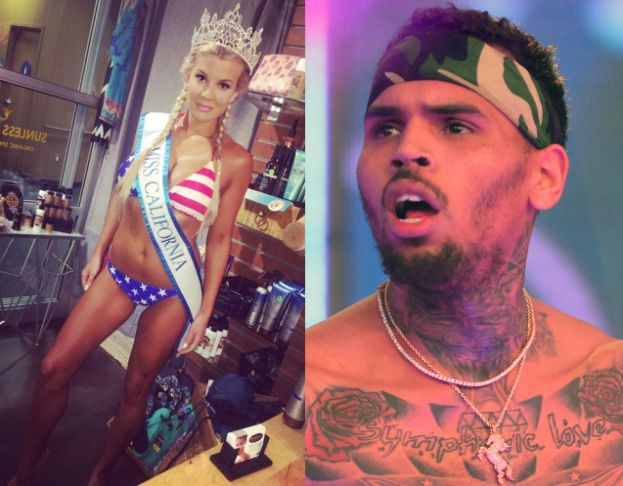 Z OSTATNIEJ CHWILI: Chris Brown zabarykadował się w willi w Los Angeles! Dom ...
