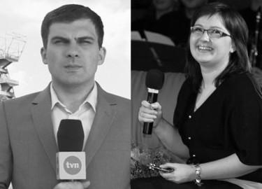 Rodzina dziennikarzy zginęła w wybuchu kamienicy