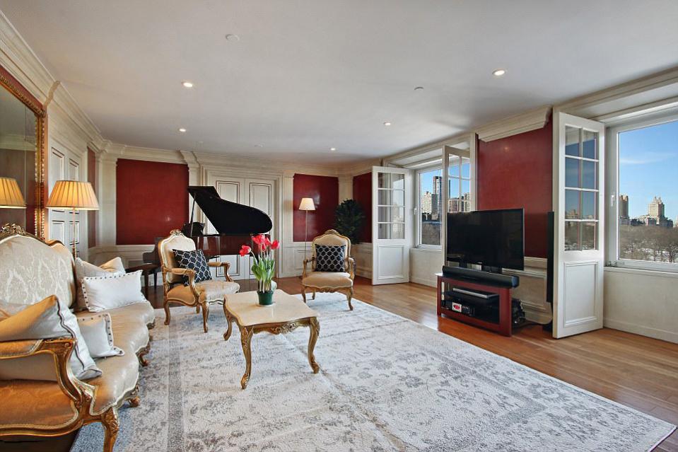 Nowojorski apartament Iman i Davida Bowie