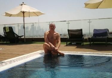 Wróżbita Maciej odpoczywa w Dubaju (GALERIA)
