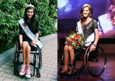 Miss Polski na wózku: