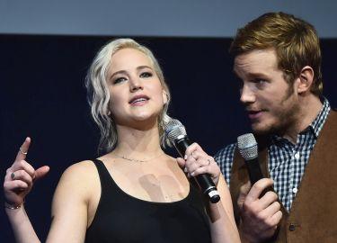 """Jennifer Lawrence żali się w wywiadzie: """"Nie chodzę na randki! To takie smutne..."""""""