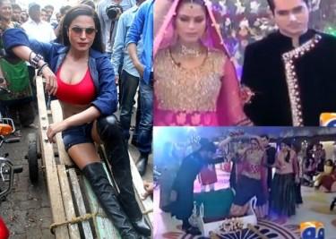 Pakistańska aktorka SKAZANA NA 26 lat więzienia! Za występ w telewizji!