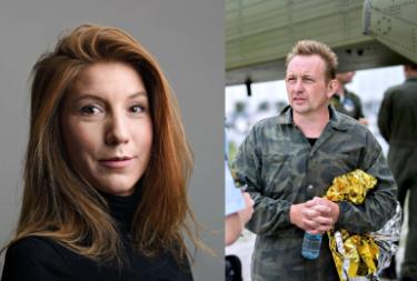 Znaleziono ciało zaginionej duńskiej dziennikarki! Bez rąk, nóg i głowy...