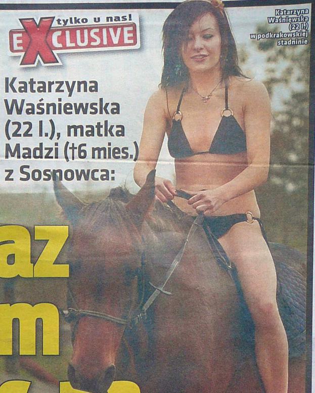 """Rutkowski: """"Waśniewska jest już za granicą!"""""""