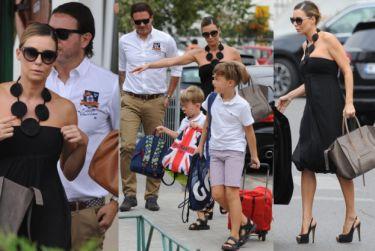Rozenek i Majdan z synami na rozpoczęciu roku szkolnego (ZDJĘCIA)