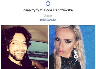 Doda i Emil potwierdzili zaręczyny! Na Facebooku (FOTO)
