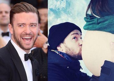 Justin Timberlake POTWIERDZA: Jessica Biel jest w ciąży! (FOTO)
