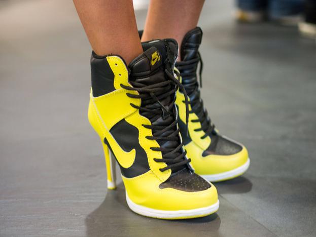 """Nike: """"Nie sprzedajemy szpilek"""""""