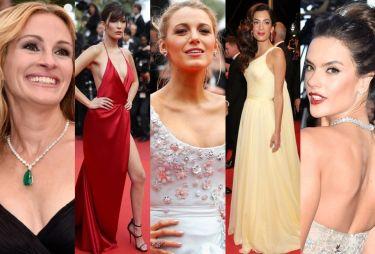 Cannes 2016: najlepsze kreacje z czerwonego dywanu! (ZDJĘCIA)