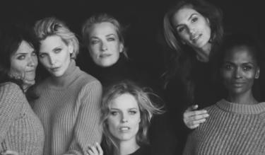 Cindy Crawford i inne supermodelki we wspólnej sesji PO 25 LATACH!