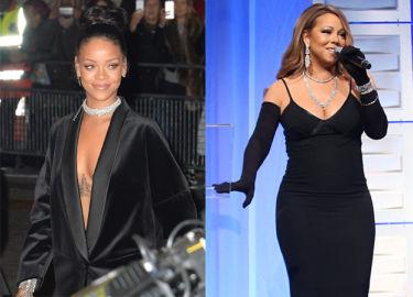 Rihanna o Mariah Carey: