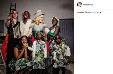 Madonna świętuje 59. urodziny