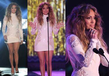Nogi Jennifer Lopez na Kids Choise Awards (ZDJĘCIA)