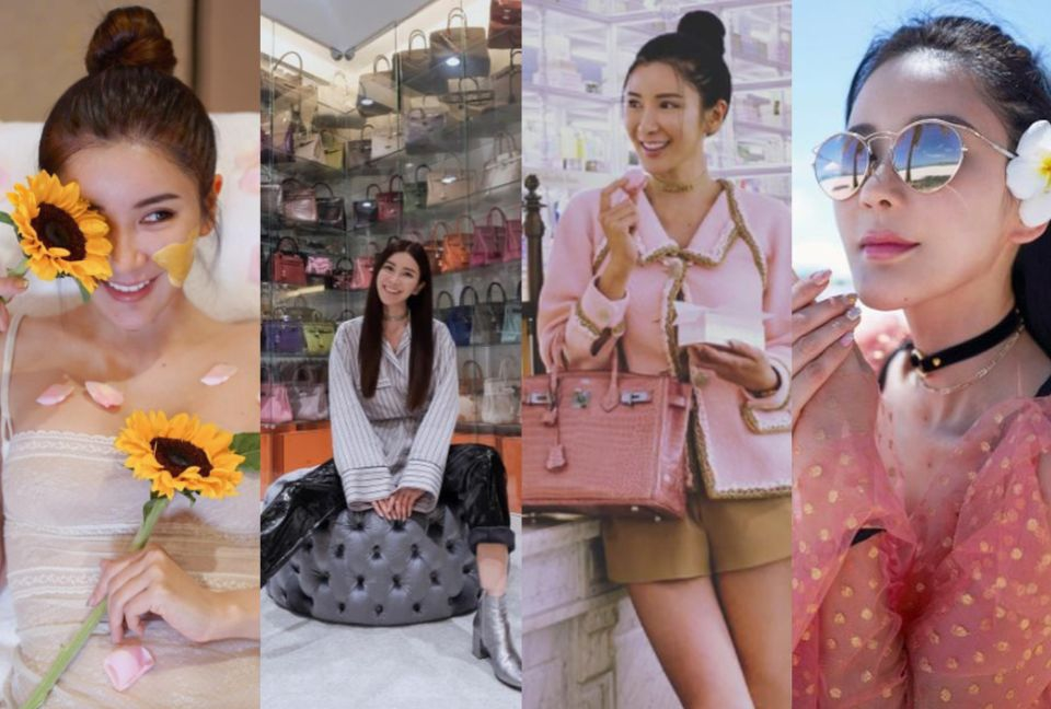 Luksusowe życie Jamie Chua