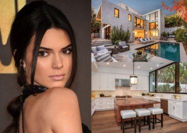 20-letnia Kendall Jenner kupiła drugi dom! Za 6,5 miliona dolarów