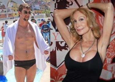 Phelps szukał w sieci kochanki po zmianie płci!