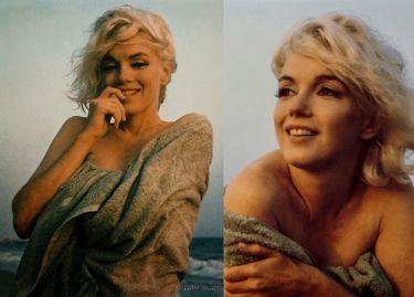 Ostatnie zdjęcia Marilyn Monroe idą pod młotek