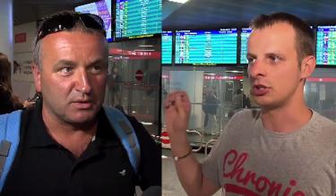 Polscy turyści z Tunezji: