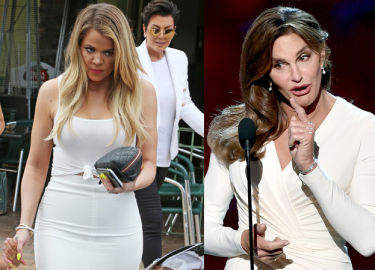 """Khloe Kardashian: """"My do Caitlyn zwracamy się imieniem Bruce"""""""