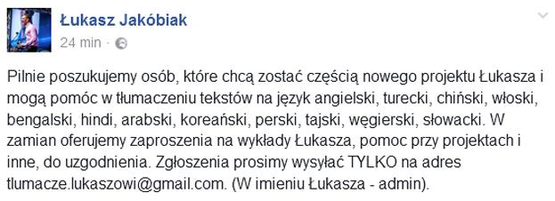 Jakobiak Najlepsze Znaleziska I Wpisy O Jakobiak W Wykoppl