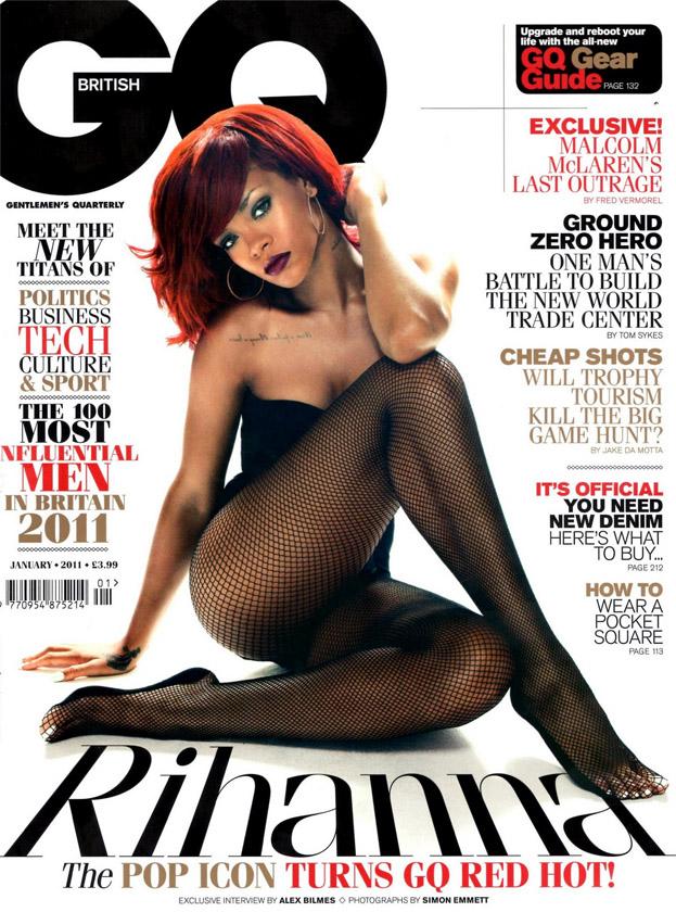 Rihanna Fhm Nude 82